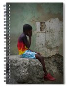 Havana Boy Spiral Notebook