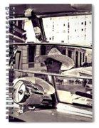 Havana Cuba Taxi Spiral Notebook