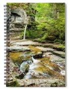 Eagle Falls Spiral Notebook