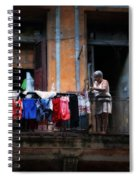 Havana Laundry No. 1 Spiral Notebook