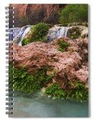 Havasu Creek Grand Canyon 14 Spiral Notebook