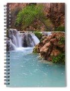 Havasu Creek Grand Canyon 15 Spiral Notebook