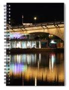 Havasu Nights Spiral Notebook