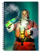 Have A Cup Of Cheer Spiral Notebook