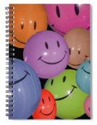 Have A Nice Day Spiral Notebook