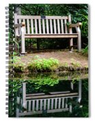 Have A Seat Spiral Notebook