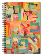 Have Patience Spiral Notebook