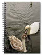 Have To Behave Yourself. Spiral Notebook