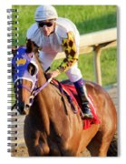 Have To Have Wings To Catch Us Today Spiral Notebook