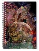 Have Your Tickets Out And Ready Betsy C Knapp Spiral Notebook