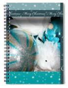 Have Yourself A Fabulous Christmas Spiral Notebook