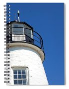 Havre De Grace Lighthouse 2 Spiral Notebook