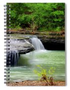 Haw Creek Falls Spiral Notebook