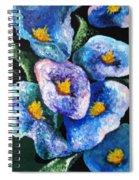 Hawaii Flowers Spiral Notebook