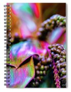 Hawaii Plants And Flowers - Tropics Spiral Notebook