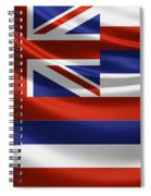 Hawaii State Flag Spiral Notebook