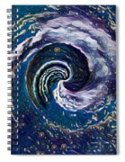 Hawaii Storm Not 6 Spiral Notebook