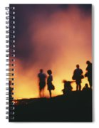 Hawaii Volcanoes National Park Spiral Notebook