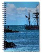 Hawaiian Chieftain-2 Spiral Notebook