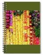 Hawaiian Flower Lei's Spiral Notebook