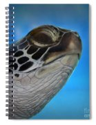 Hawaiian Honu Spiral Notebook