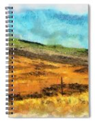 Hawaiian Pasture Spiral Notebook