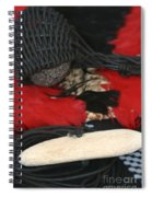 Hawaiian Sling Stone Wailea Spiral Notebook