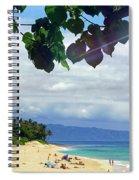 Hawii 3 Spiral Notebook