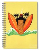 Hawiian Friday Spiral Notebook