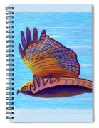 Hawk Speed Spiral Notebook