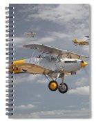 Hawker Nimrod Spiral Notebook