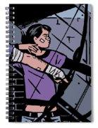 Hawkeye Spiral Notebook