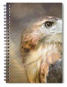 Hawkeyed Spiral Notebook