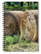 Hay Bay Rolls 3 Spiral Notebook