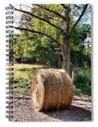 Hay Bay Rolls 4 Spiral Notebook