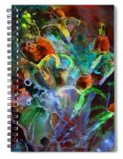 Hay Fever Dream Spiral Notebook