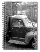 Hay Truck Spiral Notebook