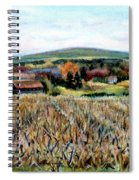 Haycock Mountain In Bucks County Pa Spiral Notebook