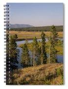 Hayden Valley Spiral Notebook