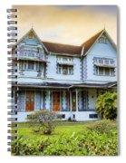 Hayes Court Spiral Notebook