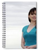 Hayley Atwell Spiral Notebook