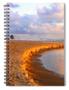 Haystack Heaven Spiral Notebook