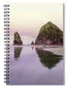 Haystack Rock 1 Spiral Notebook