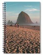 Haystack Spiral Notebook