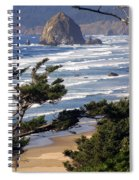 Haystak Rock Through The Trees Spiral Notebook