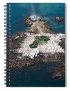 Hazard To Navigation Spiral Notebook