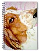 Hazel 2017 Spiral Notebook