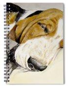 Hazel First Portrait Spiral Notebook