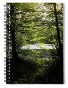 Hazelwood Co. Sligo Ireland. Spiral Notebook