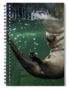 Head Above Water Spiral Notebook